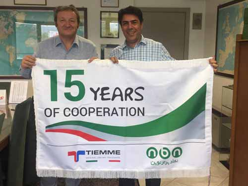 Superpex & NBN group visit from Tiemme and Pestan Companies